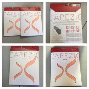 Capezio Professional Mesh Transition Tight wSeams